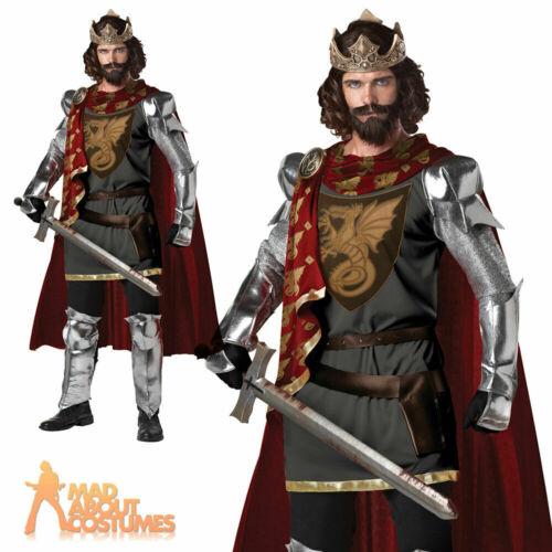 Arthur király férfi jelmez, L