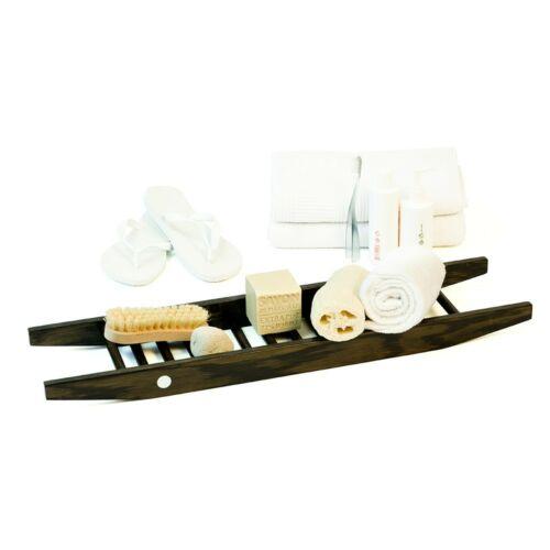 Wireworks tölgyfa fürdőkád tálca