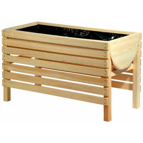 Dobar natúr fa magasított ágyás 100x45x60 cm