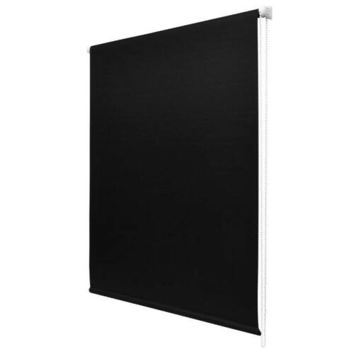 Sol Royal 70×160 cm hőszigetelő roló, fúrás nélkül, fekete
