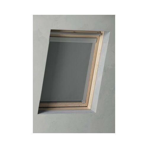 Pure Living 117,3×116 cm fényzáró árnyékoló tetőablakra, szürke