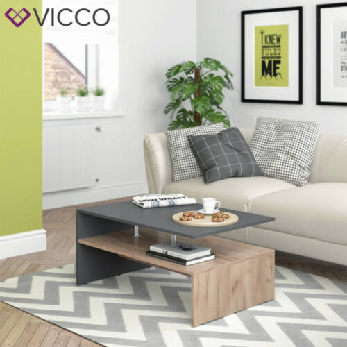 Vicco Amato dohányzóasztal, 90 x 60 cm