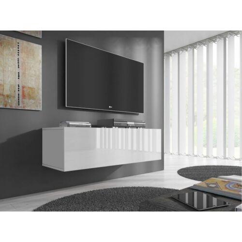 Meubella lebegő TV állvány, 100 cm