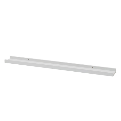 Duraline képtartó polc fehér, 80 cm