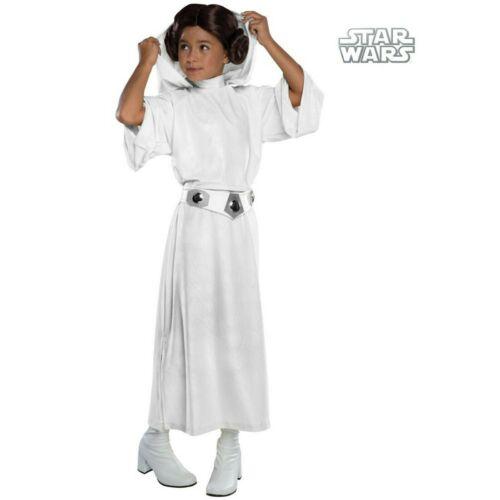 Star Wars Leia hercegnő deluxe jelmez, 8-10 éves