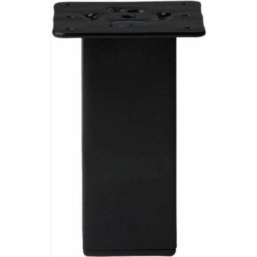 Bútorláb fekete, 15 cm