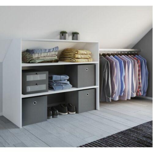 VCM Dacho tetőtér szekrény / ruhatároló