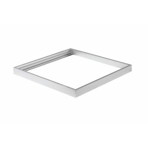 LED panel beépítő keret, 60x60 cm, fehér