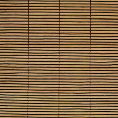 Liedeco bambuszroló, 140×160 cm, cseresznyefa szín