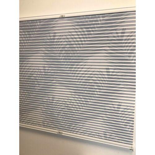 Termo dupla pliszé, fúrás nélkül, levél minta, 67×61,5