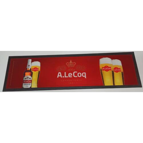 A.LeCoq bárpult gumicsík, 88 x 25 cm
