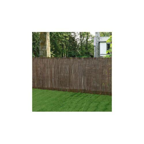 Kolibri fűzfa kerítés / belátásgátló, 90 x 500 cm