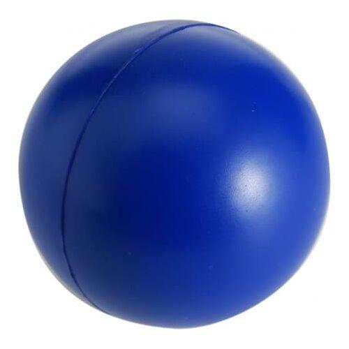 Stresszoldó labda, kék, 10 db