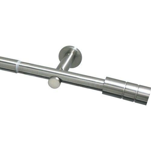 Gardinia fém karnis szett,190-360 cm
