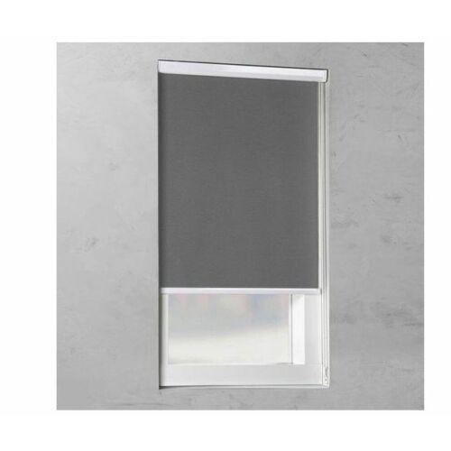 Pure Living 110×175 cm kazettás hőszigetelő roló, szürke