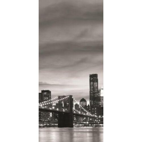 BROOKLYN BRIDGE VLIES POSZTER, FOTÓTAPÉTA, 91X211 CM (011VET)